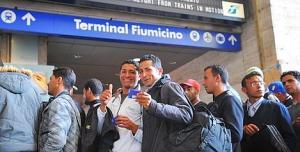 ITALY-FRANCE-TUNISIA-IMMIGRATION-TRAIN
